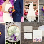 colorful latin inspired wedding