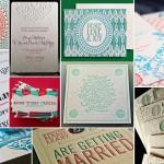 letterpress inspirations