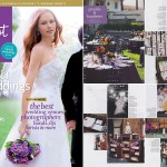the knot magazine, artistic mexican inspired wedding