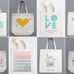 wedding chicks tote bags