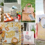 personalized wedding welcome tote bags