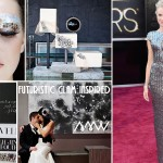 naomi watts futuristic glam inspired wedding