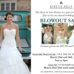 kirstie kelly gown sale